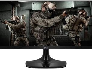 """Review e Análise completa do Monitor LG Gamer UltraWide 25"""" IPS Full HD 1ms MBR 25UM58G"""