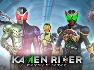 Kamen Rider: Memory of Heroez - Assista ao gameplay de Heroez 'Kamen Rider OOO'