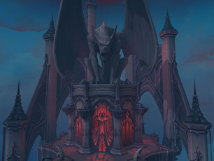 World of Warcraft Shadowlands: Guia do Castelo Nathria Sire Denathrius