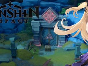 Genshin Impact: Solução de quebra-cabeça Jueyun Karst