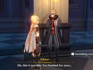 Genshin Impact: Onde Encontrar a Caixa Perdida de Viktor