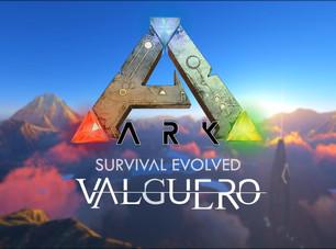 Valguero - ARK Mapa de expansão