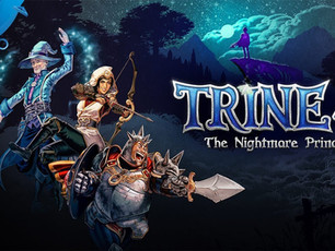 Trine 4 The Nightmare Prince - Jogo para PC -Nintendo Switch - PlayStation 4 - Xbox One