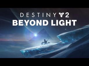 Destiny 2: Beyond Light - DLC