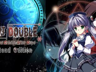 Root Double Before Crime After Days: Será lançado para Nintendo Switch em 26 de novembro