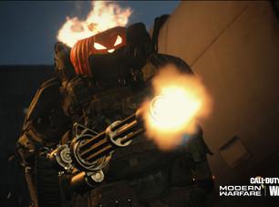 Call of Duty: Modern Warfare - Como conseguir uma cabeça de abóbora