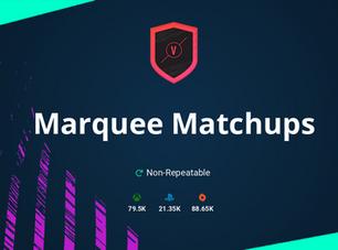 FIFA 21 SBC: Marquee Matchups Semana 5, saiba como completar, soluções e custos