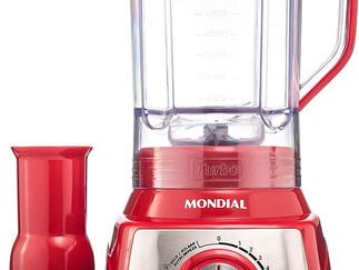 Review e Análise do Liquidificador Turbo Inox Mondial