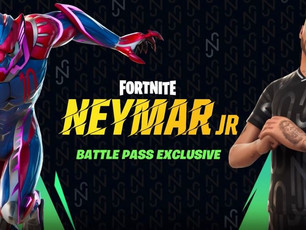 Fortnite: Como Obter a Pele e Recompensas de Neymar Jr.