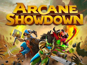 Arcane Showdown - Battle Arena