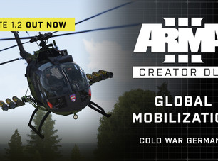 Arma 3 Creator DLC Global Mobilization - Cold War Germany