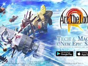 Arc the Lad R Trailer de anuncio Global para iOS e Android
