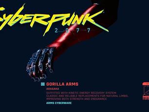 Cyberpunk 2077: Como obter armas de gorila