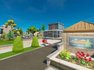 Fortnite: Onde encontrar pistas em Pleasant Park, Holly Hedges e Lazy Lake