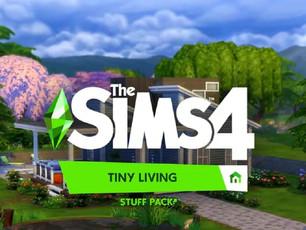 The Sims 4 Tiny Living Stuff - DLC