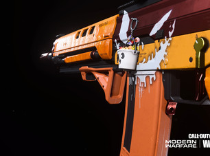 Call of Duty: como conseguir o Rifle Pumpkin Punisher