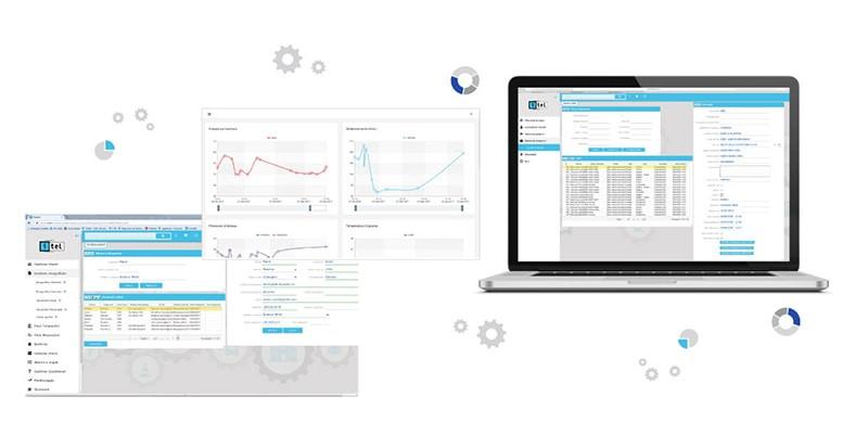 connected care - dashboard dati paziente