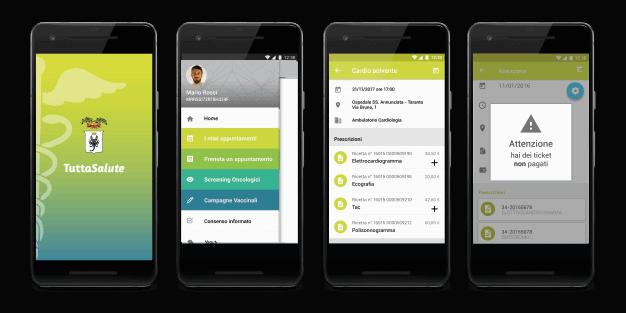 digitalizzare il recupero crediti sanitari: l'app di Asl Taranto