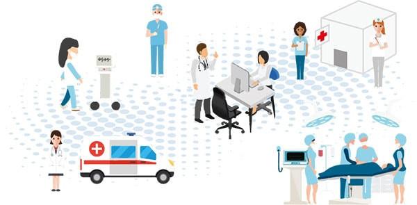 smartcontact - comunicazioni massive o profilate al personale sanitario