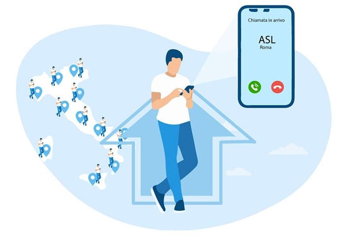 Chiamate telefoniche automatiche per sospensione prestazioni sanitarie non urgenti - SmarRecall emergenza Coronavirus