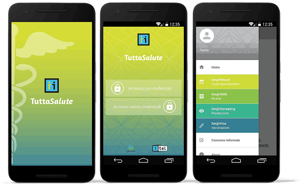 App TuttaSalute