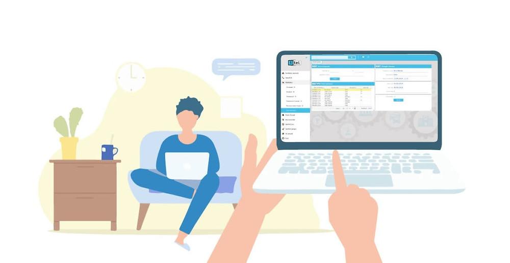 smart working - tecnologie e sistemi