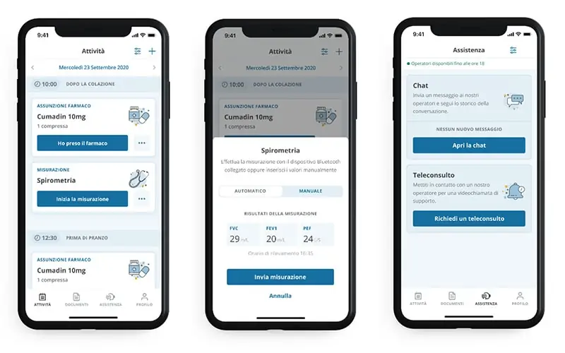 App SmartEven telemedicina