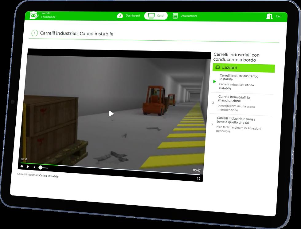 SmartLearning - Area Video