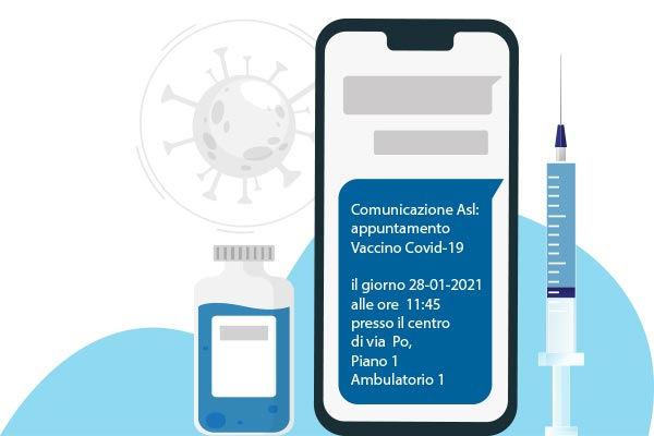 Campagna digitale vaccinazione