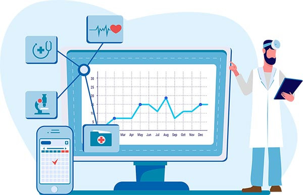 telemonitoraggio - assistenza pazienti da remoto
