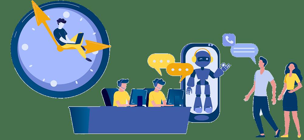 Chatbot e Voicebot Multicanale
