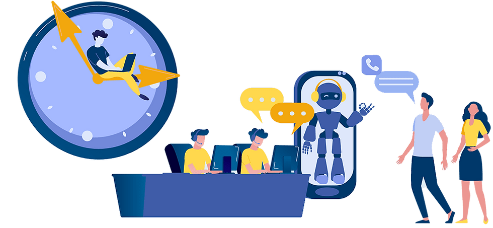 Contact Center Multicanale Chatbot