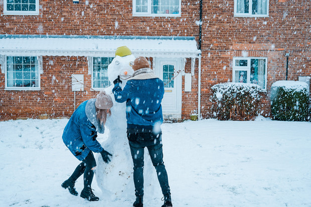 10 Self-Care Tips For Shoveling Snow