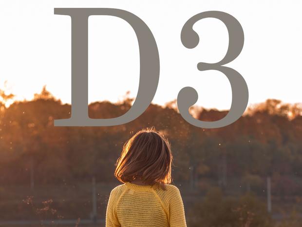 The Sunshine Supplement: Vitamin D3