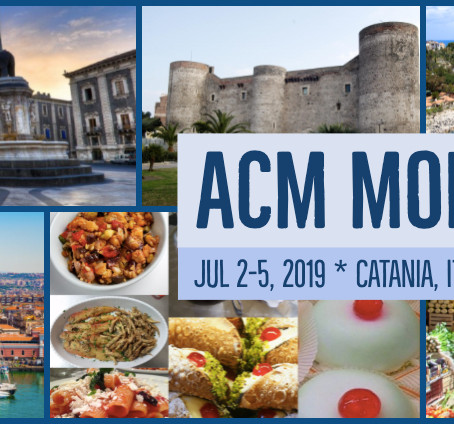 Best Paper Award Finalist at ACM MobiHoc 2019!