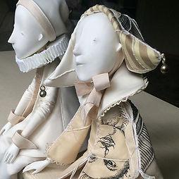 Happy Pierrot by Inga Ivashchenko