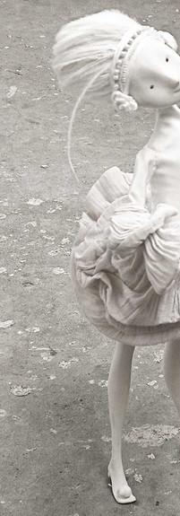 Angels & Fog.Porcelain Story by Inga Ivashchenko