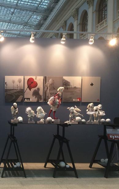 Exposition Angels & similar by Inga Ivas