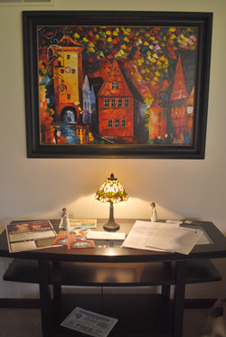 Lancaster Ridge B&B Living Room