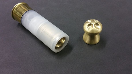 Ballistic Machinist Brass Pellets