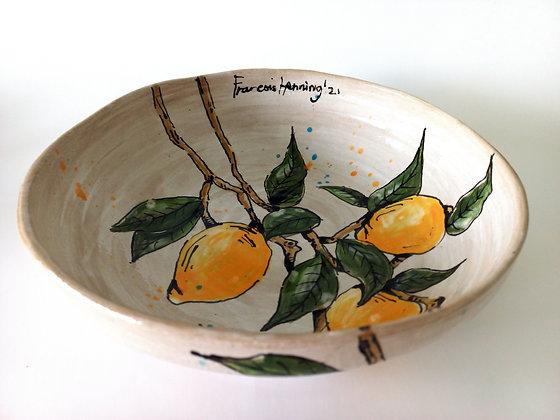 Lemon salad bowl (Medium)