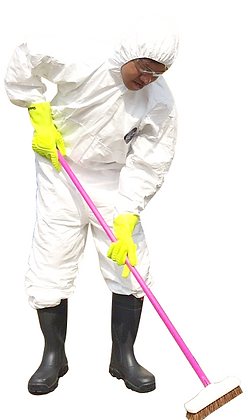 Tyvek Suit Disposable coverall