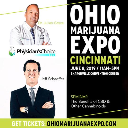 Dr. Julian Grove & Jeff Schaeffer - The Benefits of CBD & Other Cannabinoids
