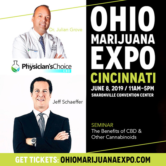Dr. Julian Grove & Jeff Schaeffer - The Benefits of CBD & Other Cannabinoids