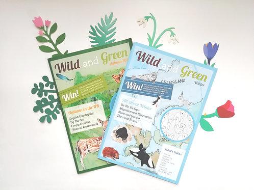 Bundle pack - 2 seasonal activity books