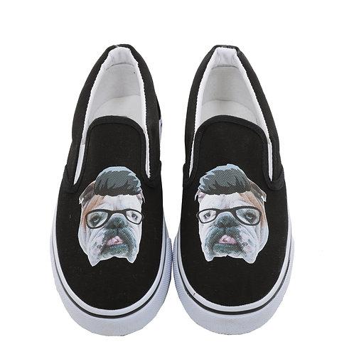 獨立訂制寵物休閒鞋