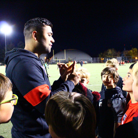 Coaching Feature: Zayn Khan