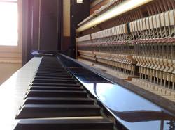Mécanique du piano