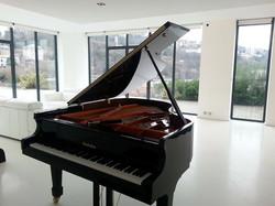 Piano à queue chez radio jazz