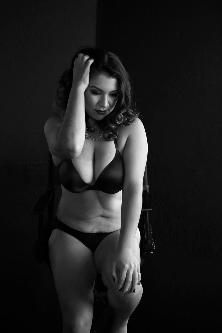 Kansas City Boudoir Photography - Keyonna Renea Boudoir